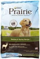 Natures Variety Nature's Variety Prairie Venison & Barley Recipe