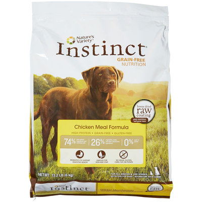 Natures Variety Instinct Chicken 13.2lbs