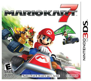Mario Kart 7 3DS by 3DS
