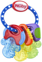 Nuby Icy Bite Keys Teether - 1 Piece
