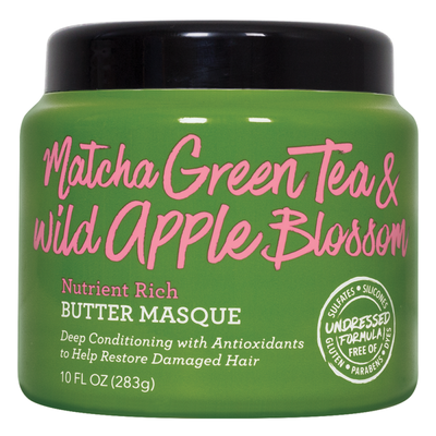 Not Your Mother's® Naturals Matcha Green Tea & Wild Apple Blossom Nutrient Rich Butter Masque