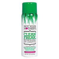 Not Your Mother's Clean Freak Unscented Dry Shampoo
