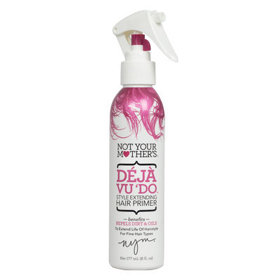 Not Your Mother's® Déjà vu 'Do™ Style Extending Hair Primer