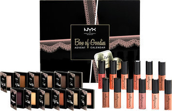 NYX Box Of Goodies Advent Calendar
