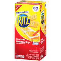 Nabisco RITZ Handi-Snacks Crackers 'n Cheese Dip