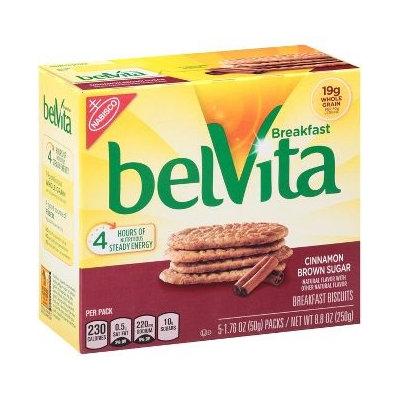 belVita Breakfast Biscuits Cinnamon Brown Sugar