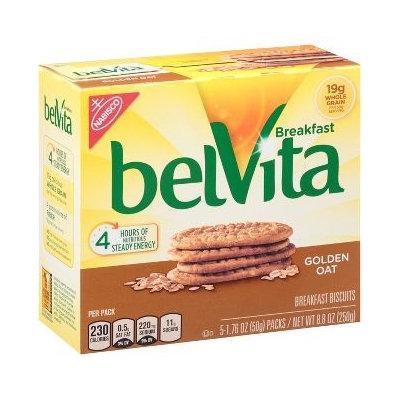 Nabisco belVita Breakfast Biscuits Golden Oat