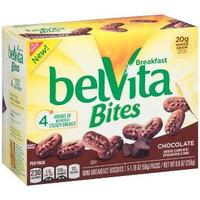 Nabisco belVita Mini Breakfast Biscuits Bites Chocolate