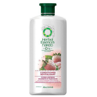 Herbal Essences Naked Clean & Refresh Conditioner