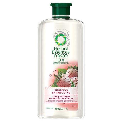 Herbal Essences Naked Clean & Refresh Shampoo