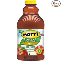 Mott's® Natural 100% Apple Juice