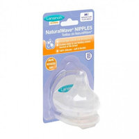 Lansinoh NaturalWave™ Medium-Flow Nipples