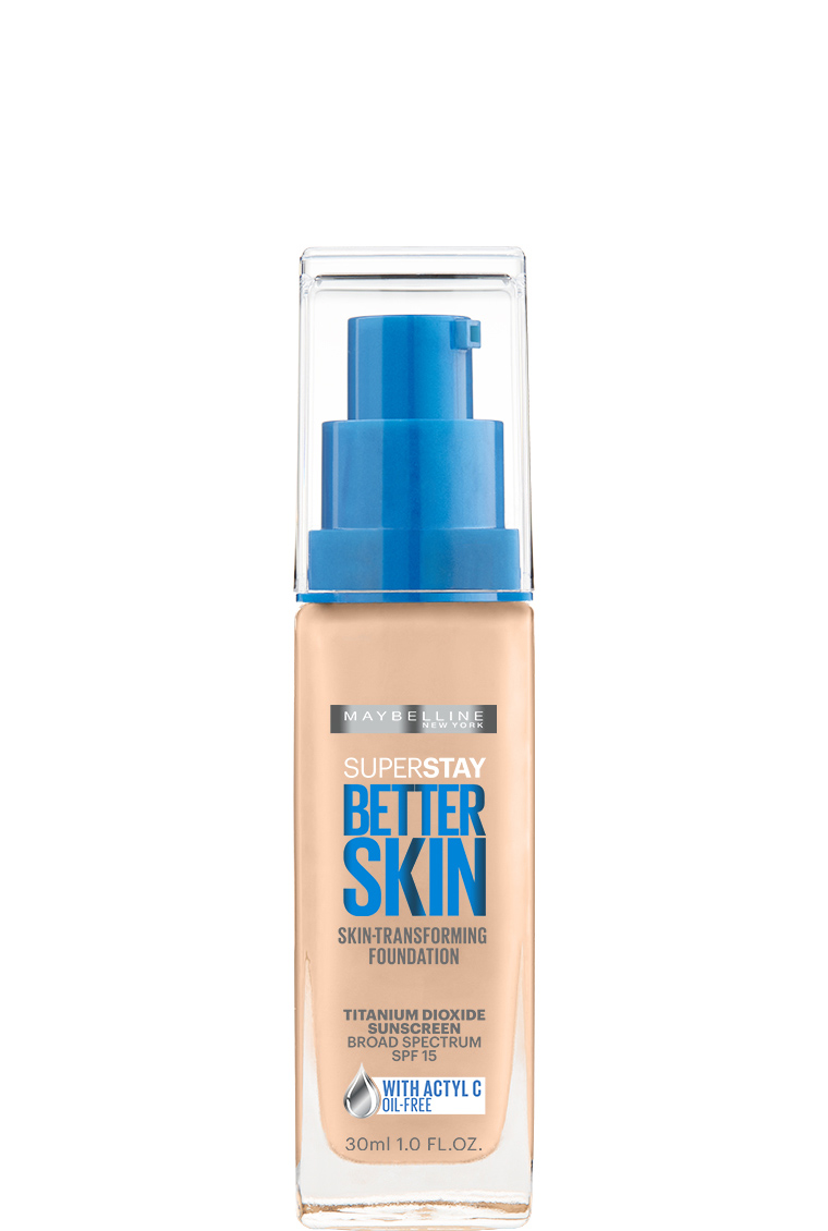Maybelline Super Stay Better Skin® Foundation