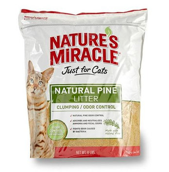 Nature's Miracle® Natural Pine Litter