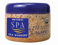 Aubrey Organics Natural Spa Sea Wonders Relaxing Bath Salts