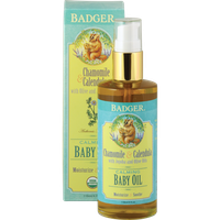 BADGER® Natural & Organic Baby Oil