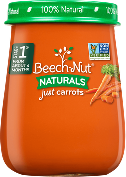 Beech-Nut® Stage 1 Just Carrots