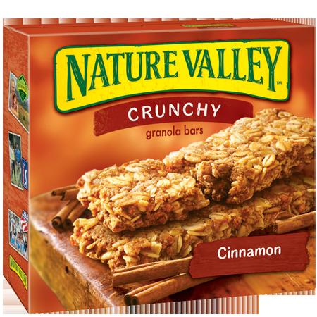Nature Valley™ Crunchy Granola Bars Cinnamon