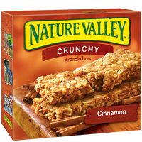 Nature Valley™ Crunchy Granola Bars Cinnamon