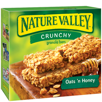 Nature Valley™ Oats 'n Honey Crunchy Granola Bars