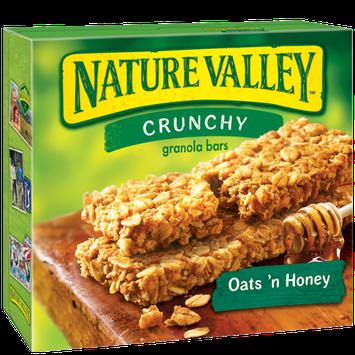 Nature Valley™ Oats 'n Honey Crunchy Granola Bars