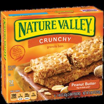 Nature Valley™ Crunchy Granola Bar Peanut Butter