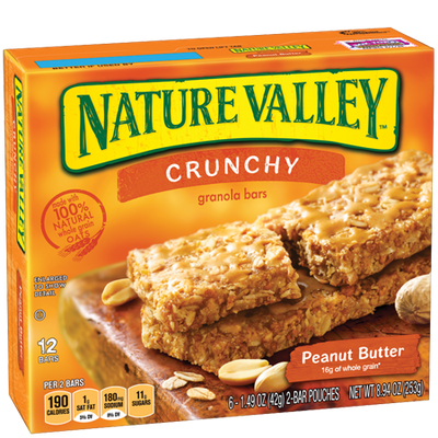 Nature Valley™ Crunchy Granola Bar Peanut Butter