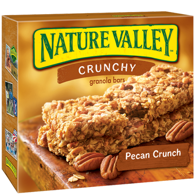 Nature Valley™ Crunchy Granola Bars Pecan