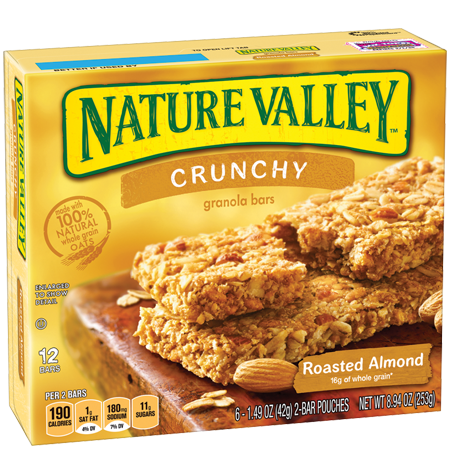 Nature Valley™ Crunchy Granola Bars Roasted Almond