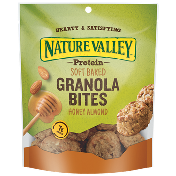 Nature Valley™ Honey Almond Soft-baked Granola Bites