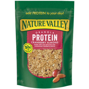Nature Valley™ Protein Granola Cranberry Almond
