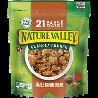Nature Valley™ Maple Brown Sugar Granola Crunch