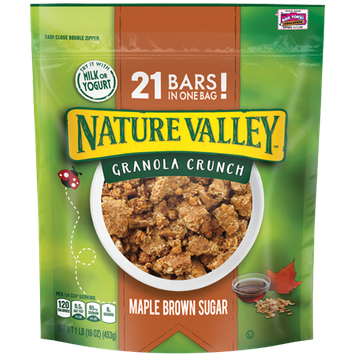 Nature Valley™ Maple Brown Sugar Granola Crunch