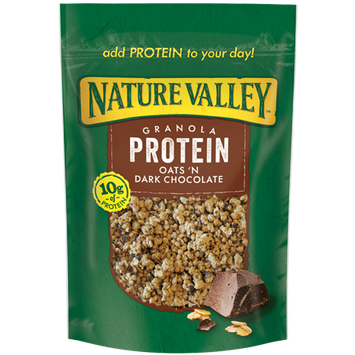 Nature Valley™ Protein Granola Oats 'n Dark Chocolate