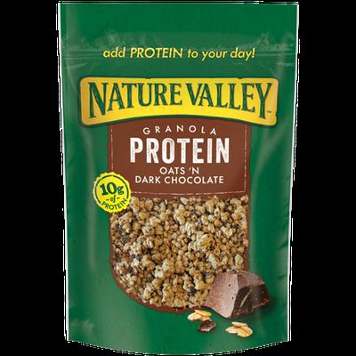Nature Valley™ Protein Granola Oats 'n Dark Chocolate