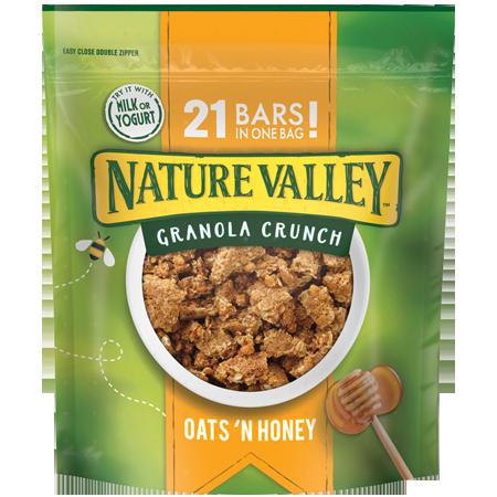 Nature Valley™ Oats 'n Honey Granola Crunch
