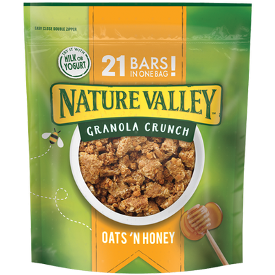 Nature Valley™ Oats 'n Honey Granola Crunch