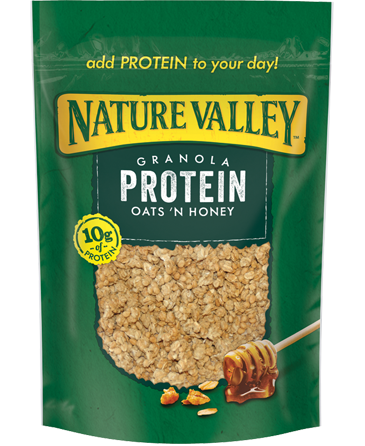 Nature Valley™ Protein Granola Oats 'n Honey