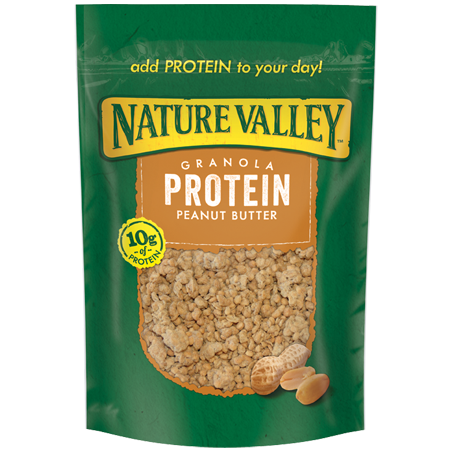 Nature Valley™ Protein Granola Peanut Butter