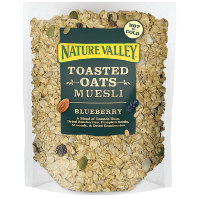 Nature Valley™ Blueberry Toasted Oats Muesli