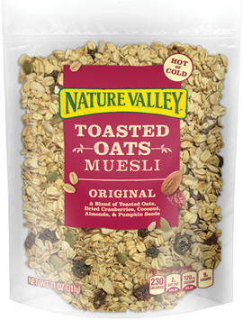 Nature Valley™ Original Toasted Oats Muesli