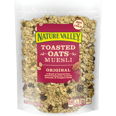 Nature Valley™ Original Toasted Oats Muesli