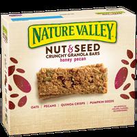 Nature Valley™ Honey Pecan Nut & Seed Bar Nut Bars