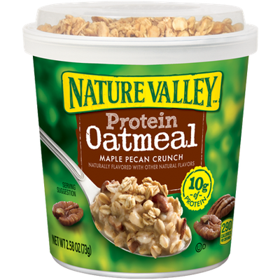 Nature Valley™ Protein Maple Pecan Crunch Oatmeal Cups