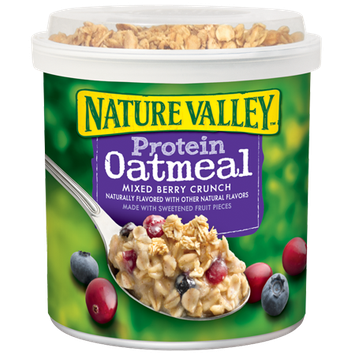 Nature Valley™ Protein Oatmeal Mixed Berry Crunch