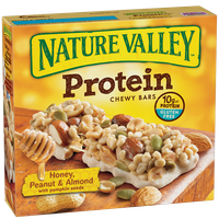 Nature Valley™ Honey Peanut Almond Protein Chewy Bars