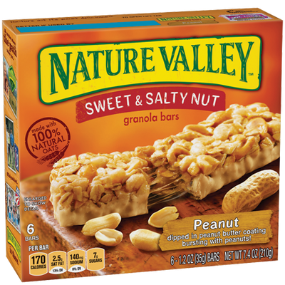 Nature Valley™ Peanut Sweet & Salty Granola Bars