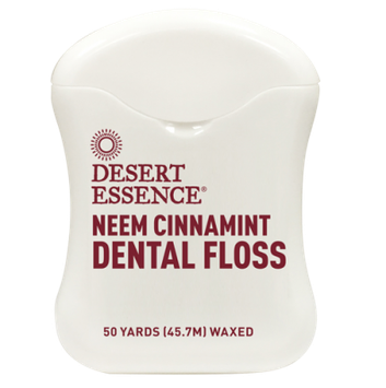 Desert Essence Neem Cinnamint Dental Floss