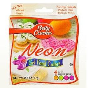 Betty Crocker™ Neon Gel Food Colors
