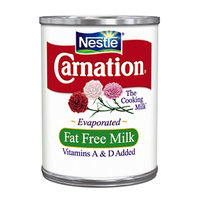 Nestlé® Carnation® Evaporated Fat Free Milk